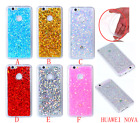 Bling Shiny Glitter Soft TPU Silicone Gel Case Shockproof Back Cover For Huawei