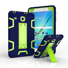 Defender Shockproof Stand Case Cover Screen protector For Samsung Tab E 8.0 T377
