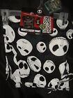 New Men's Nightmare Before Christmas Glow In The Dark Pajamas Lounge Pants PJs