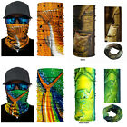 Multi-function Tubular Scarf Face Headwear Mask Neck Protector Outdoor Fishing