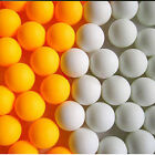 10/50x Random Ping Pong Ball Beer Pong Table Tennis Dip Game Lottery Washable BL