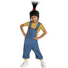 Girls Agnes Rubies New Despicable Me Minion Character Fancy Dress Costume Outfit