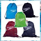 SPEEDO MESH EQUIPMENT SWIMWEAR BAG SWIMMING GYM WET KIT