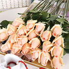 ARTIFICIAL ROSE MOISTURIZED TOUCH FLOWER WEDDING PARTY HOME DIY DECORATION ACTUR