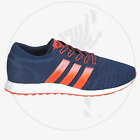 ADIDAS LOS ANGELES UOMO S79031 SNEAKERS ORIGINALS TRAINER CONTINENTAL BLU ORANGE