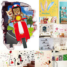 DIY Removable Art Wall Stickers Decal Mural Home Kids Decor Family House Decor