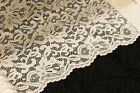 Rebecca Scalloped Edge Lace Fabric by the Yard - Style 670