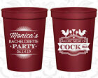 Bachelorette Party Stadium Cups Cup Favors (60071) Western, Cowgirl