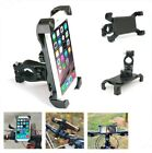 Universal Cell Phone Bicycle Handlebar & Motorcycle Holder Cradle with 360Rotate