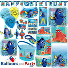 Disney Finding Dory Nemo Birthday Party Tableware Decorations Supplies