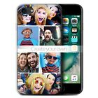 Personalised Phone Case for Apple iPhone Photo/Image/Design Gel/TPU Cover
