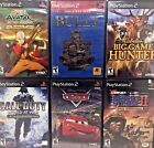 Playstation 2 PS2 Game Pick 150+ Games to Choose From FREE SHIPPING M-N