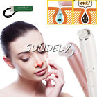 Portable Electronic Skin Facial Pore Cleanser Cleaner Blackhead Zit Acne Remover