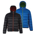 Dare2b Downtime Mens Lightweight Water-Repellent Hooded Jacket