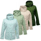 Regatta Meuse Womens Waterproof Breathable Taffeta Lined Jacket