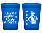 Baby Shower Cups Cup Decorations (90087) Halloween, Mummy...