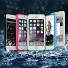 360° Full Waterproof Life Proof Soft TPU Case Cover For iPhone 7 6 6s Plus 5/5s