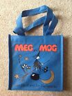 A BAG OF MEG AND MOG BOOKS 6 paperback books by HELEN NICOLL