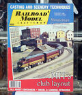 Railroad Model Craftsman Back Issues 1980 - 1989  --- FREE SHIPPING