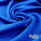 Polyester Heavy Dimple Sports Mesh Fabric by the Yard - Style 2002