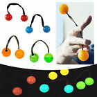 Glow Thumb Chucks Bundle Control Roll Game Knuckles Finger Ball Anti Stress Toys