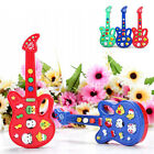 Early Baby Kids Electronic Guitar Rhyme Educational Music Sound Child Toys Gift~