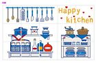 Kitchen Flower Wall Stickers for Fridge Vinyl Decals Wall Free Shipping