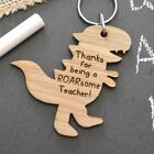 Thanks For Being A ROARsome Teacher - Cute Dinosaur Teacher Gift For End Of Term