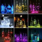1.5M 20 LEDs Cork Shape String Fairy Night Light Wine Bottle Lamp Battery