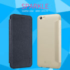 Genuine Nillkin PU Leather Flip Slim Thin lightweight Cover Case For OPPO F3