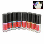 Multi-Color Holographic Nail Polish Unicorn Effect Magic Glitter For Nail Art