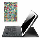 Apple iPad 2017 9.7'' Bluetooth Keyboard Slim Case Magnetic Leather Stand Cover