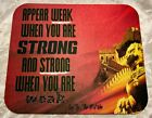 CHINESE PROVERBS THE ART OF WAR Anti Slip Thin Gamer Pictorial Mouse Pads