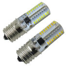 1/10x E17 Intermediate C9 LED Light Fit Microwave 64 3014 SMD Silicone Bulb Lamp