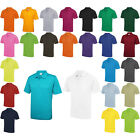 New Awdis Cool Polo-shirt Self-fabric Collar With 3-button Placket Size S - 5XL