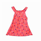 Summer Baby Kid Girls Braces Skirt Toddler Party Cute Princess Floral Dress 2-7Y