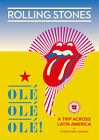Ole Ole Ole A Trip Across Latin America - Rolling Stones The DVD Sealed ! New !