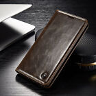 For OnePlus 5/ 3/ 3T Luxury Flip Leather Phone Case Wallet Card Slot Stand Cover