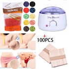 what is in wax paper - Wax Warmer Heater Pot Spa Hair Removal Machine+300g Wax Beans+Hair Removal Stick