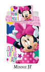 Baby Kinder Bettwasche DISNEY 100x135 2-tlg Winnie Minni Mickey Cars Frozen