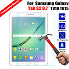 Premium Tempered Glass Screen Protector Film Cover For Samsung Galaxy Tab A T580