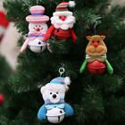 Christmas Tree Hanging Ornaments Santa Elk Snowman Xmas Tree Decoration Cute LD