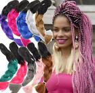 Braiding Hair Ombre African Braids Hair Extentions Synthetic Braiding Hair