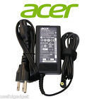 Original OEM Acer 40W~65W AC Charger Adapter Cord For TravelMate B X series