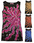 Girls Black Sequin Party Dress Kids Dresses New Age 3 4 5 6 7 8 9 10 11 12 Years