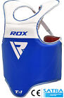 RDX MMA Chest Guard Boxing Protector Body Armour Training Kickboxing Sports Gyms