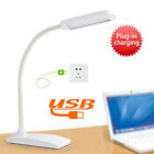 27LED Three Gear Dimmable USB Lamp  Rechargeable Eyecare Reading Lamps Desk Lamp