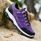 New Women's Outdoor Hiking Climbing Weaproof Shoes Breathable Sports Shoes