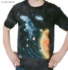 Cosmic Planets Galaxy Space T-Shirt / Solar System,Stars,Cool Kids Tee