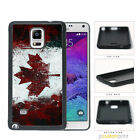 Canadian Flag - Galaxy Note 2 3 4 5 Case Cover